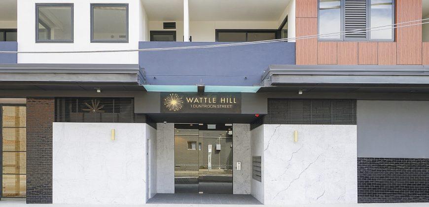 """""""Wattle Hill"""" Brand New"""