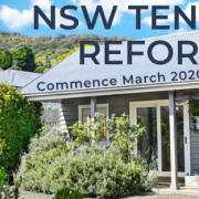 NSW Tenancy Reforms