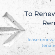 Blog - To Renew or not to renew