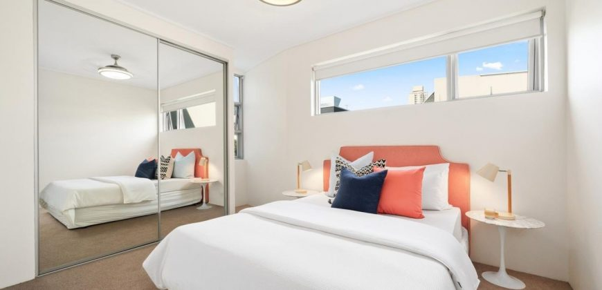 Oversized One Bedroom Apartment