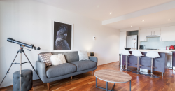 Spacious & Sunny Apartment