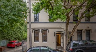 Surry Hills / Leased Off Market