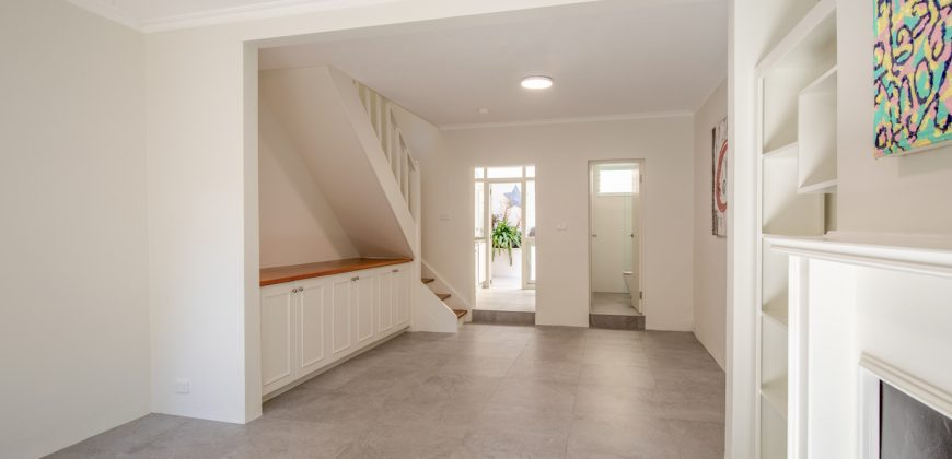 Impressively Updated Terrace