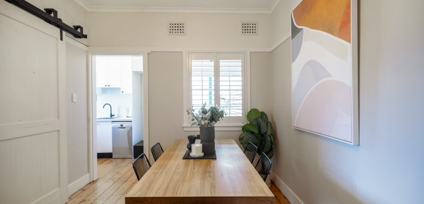 House-like Apartment